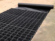 Envriopave sustainable parking surface paving grids